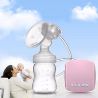 Single Electric Comfort Breast Pump Handsfree Breast Pumping No Pip UK