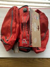"""New listing Arcadia Trail Girth 16""""-22"""" Ultimate Backpack Harness Size Small"""