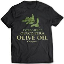 9055 Genco Pura Olive Oil T-Shirt The Godfather Scarface Al Pacino Goodfellas