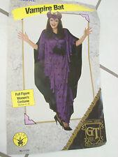 Rubies Deluxe Vampire Bat Full Figure Womens Costume SZ 14-20 #17210  Halloween