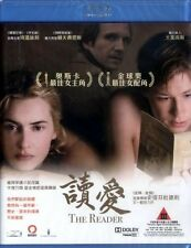 """Kate Winslet  """"The Reader"""" Ralph Fiennes Drama Region A Blu-Ray"""
