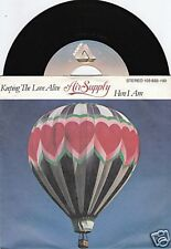Air Supply SKU The Love Alive 45/ger/pic