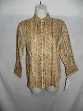 Ralph Lauren Shirt Button Down S-PT Petite Small Womens Linen NWT $99.50