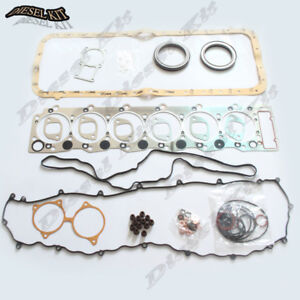 Isuzu 6HH1 8.2L Diesel Engine Gasket Kit For 96-03 Isuzu FSR FVR FSR Trucks