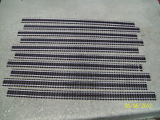 "New, Gar Graves, 3 Rail, O Gauge Track, Thirty 37"" Sectons for MTH and Lionel"