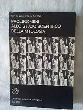 Prolegomeni allo studio scientifico della mitologia - Ed. Bollati Boringhieri