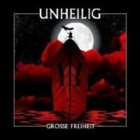 "UNHEILIG ""GROSSE FREIHEIT"" CD GOTHIC NEU"