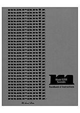 Marantz 6200 Turntable Owners Manual