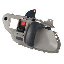 For 95-99 GMC K1500 Interior Inner Gray Door Handle Front or Rear LEFT