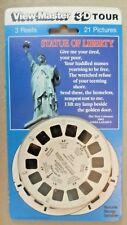 Vintage Viewmaster - Carded VMM 3 Reel Set 5375 - Statue of Liberty 1987 BNIP