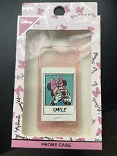 "Disney Primark Minnie Mouse ""SMILE"" Iphone 6/7/8 Phone Case"
