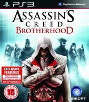 Assassin's Creed Brotherhood Playstation 3 Game PS3 Used