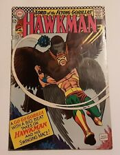Hawkman #16 November 1966 Lord Of The Flying Gorillas
