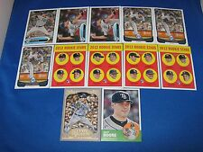 Lot of (46) 2011-2012 Matt Moore RC Rookie Cards Bowman Chrome Topps Heritage