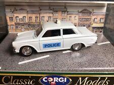 Corgi Classic Models | D708 | Ford Cortina Saloon | Police | 1989
