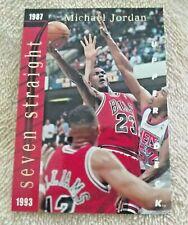 Michael Jordan Upper Deck 1993 # SP3