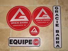 Gracie Barra Patches