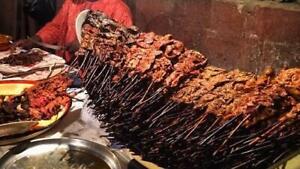 West African Spice Blend Seasoning Rub Suya Street Food Powder 50g