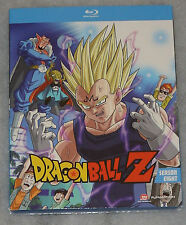 Dragon Ball Z: Temporada Series Eight 8 Completo - Blu-ray Box Set