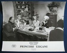 belg./french lobby card  Princesse Tzigane / The Gypsy Baron  Heidi Brühl