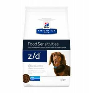 HILL'S PD Prescription Diet Canine z/d Food Sensitivities Mini 1,5kg