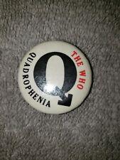 The Who Quadrophenia Pinback Button
