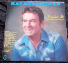 RAY KERNAGHAN Remember Me (I'm The One Who Loves You) LP