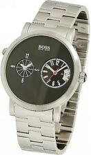 Orologio Hugo Boss Uomo Doppio orario acciaio Dual time Mens watches 1512050