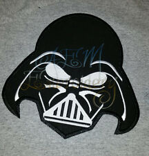 Personalized Vader T-shirt machine embroidered