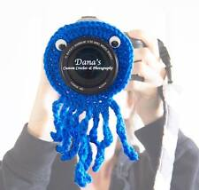 Octopus Camera Lens Buddy, Photography, Children, Kids, Character