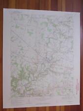 Williamsburg Ohio 1970 Original Vintage USGS Topo Map
