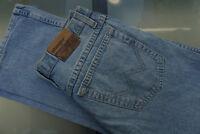 WRANGLER Regular fit Herren Men Jeans Hose W32 L32 hellblau stonewashed AB34