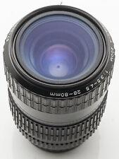 Takumar-A Zoom 28-80 mm 28-80mm 1:3.5-4.5 Macro Takumar Objektiv - Pentax PK