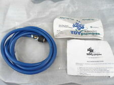 "NOS ATV Toy Pumper Plug Pump and Go 1/4"" ID 300 PSI (2.1MPa) Air Hose TP-001"
