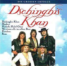 (CD) Dschinghis Khan - Die Großen Erfolge - Moskau, Klabautermann, Loreley, Rom