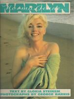 "GLORIA STEINEM ""Marilyn: Norma Jeane"" (1986) SIGNED First Edition MARILYN MONROE"
