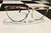 GUCCI GG 2310/S  71G Occhiali da Sole Vintage 70's Sunglasses Donna Montatura