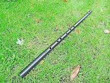 Carbon Fibre E bass Bansuri flute (approx 75cm) (handmade original)