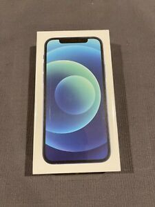 Apple iPhone 12 - 64GB - Blue (Factory Unlocked) - Brand New - Factory Sealed