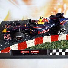Carrera Go fórmula 1 Red Bull p. bruja miniatura 1:43 f1 rb5 nuevo hipódromo auto