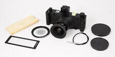 Panoramic Film Camera Fotoman 617 Medium Format