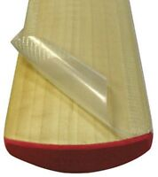 2 x ANTI CLEAR SCUFF SHEET CRICKET BAT PROTECTION - ICC APPROVED