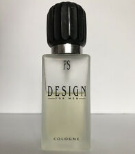 DESIGN for Men Cologne Spray by Paul Sebastian 1.7oz 50 mL Fragrance