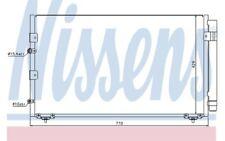 NISSENS Condensador de aire acondicionado 94608