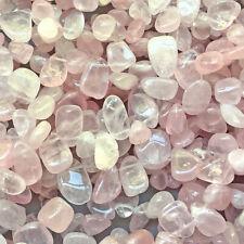 Pink Rose Quartz Top Drilled Nugget Semi Precious Stone Beads Q48 Beads per Pkg