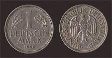 GERMANIA GERMANY 1 MARK 1950 J