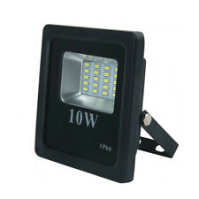 10W SMD 5730 Black Flood Light Garden/Garage Spot light Waterproof  IP65 CW