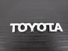 98-06 Toyota Sienna Liftgate Toyota Emblem OEM 75444-08010