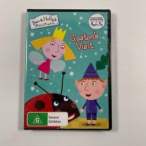 Ben And Holly's Little Kingdom - Gaston's Visit Sealed (DVD, 2008) Region 4