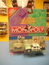 "JOHNNY LIGHTNING PLAYING MANTIS  MONOPOLY ""DO NOT PASS GO""  POLICE CAR"